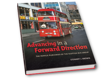 Advancing in a Forward Direction, by Stewart J Brown