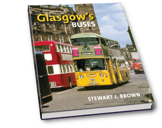 Glasgow's Buses, by Stewart J Brown