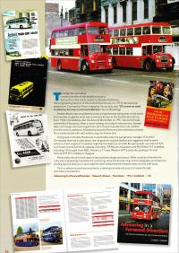 Classic Bus review of Advancing in a Forward Direction