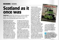 Coach & Bus review of Scotland's Buses in the 1960s