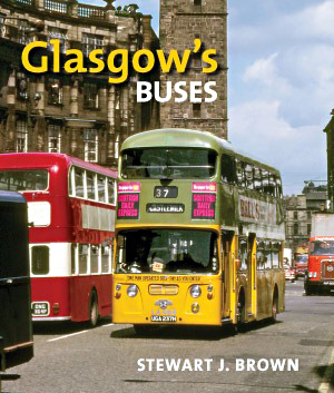 popup|Glasgow's Buses front cover