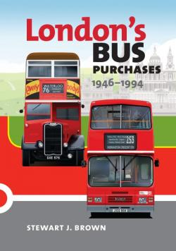 London's Bus Purchases 1946-1994 – front cover
