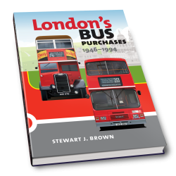 London's Buses: 1946-1994, by Stewart J Brown