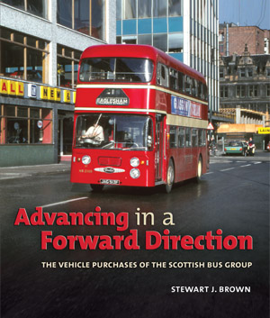 Advancing in a Forward Direction front cover