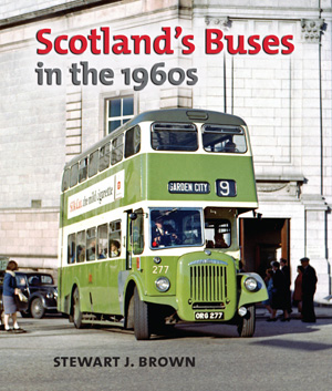 Scotland's Buses in the 1960s – front cover